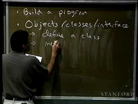 Lecture 28 | Programming Methodology (Stanford)
