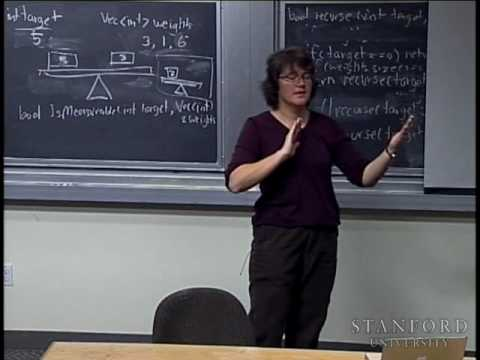 Lecture 10   Programming Abstractions (Stanford)