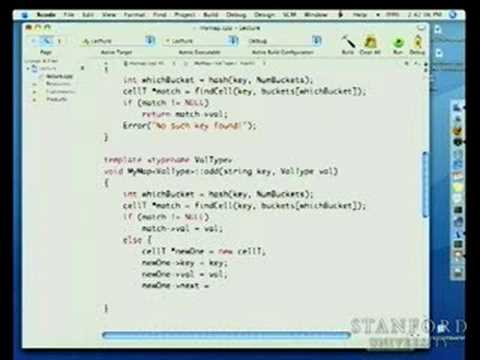 Lecture 24 | Programming Abstractions (Stanford)
