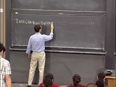 Lec 30 | MIT 18.01 Single Variable Calculus, Fall 2007