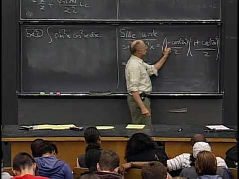 Lec 27 | MIT 18.01 Single Variable Calculus, Fall 2007