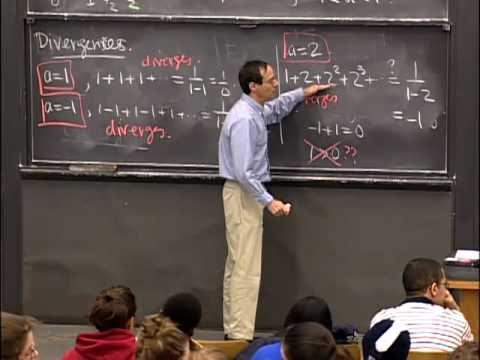 Lec 37 | MIT 18.01 Single Variable Calculus, Fall 2007