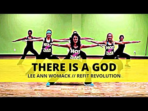 There Is A God || Ann Womack || Worship and Workout || REFIT® Revolution