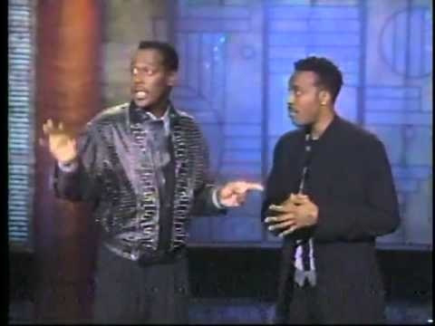 Luther Vandross on Arsenio Hall's last show!