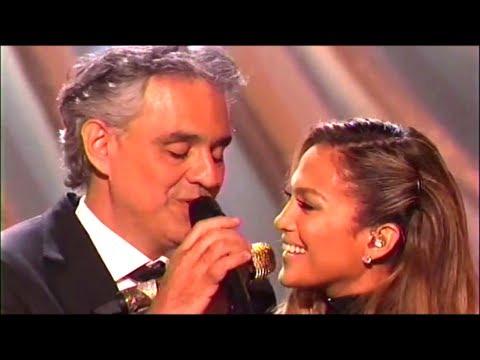 "【HD/CC】Andrea Bocelli-Jennifer Lopez ""Quizas Quizas Quizas"" (Lyrics) DWTS16-4 Dancing With The Stars"