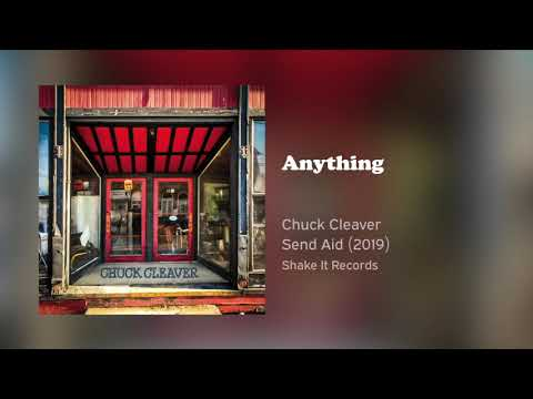 NEW RELEASE ( 19-7-2019 ) : Chuck Cleaver - Anything
