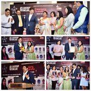 Sandeep Marwah Inaugurated 6th Leadership Conclave