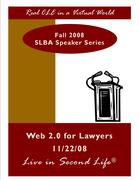 SL CLE: Web 2.0 for Lawyers
