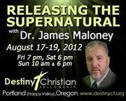 James Maloney Conference