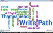 Write Path collaborative writing event 2009