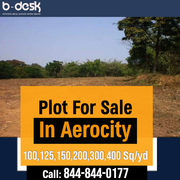 Commercial Plots for Sale in Aerocity