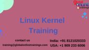 Linux Kernel Training | Best Linux Kernel Programming Tutorial - GOT