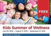 Kid's Summer of Wellness