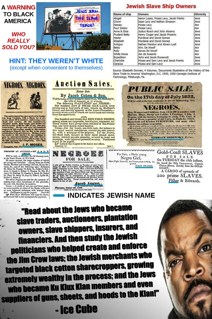 Jews and Slavery
