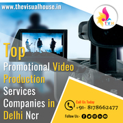 top promotional video production services in delhi ncr