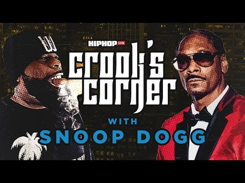 Crooked I & Snoop Dogg Talk Uplifting Suge Knight, Slaughterhouse & Tupac's Legacy I Crook's Corner