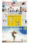 Yeni Safak Technology Page - 20072019