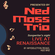 Ned Moss Band host our next live singer/song writer night