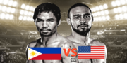 Manny Pacquiao versus Keith Thurman Fight Time