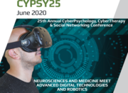 CYPSY25:  25th Anniversary VR & Social networking Conference