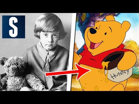 The Messed Up Origins of Winnie the Pooh   Disney Explained - Jon Solo