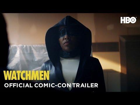 Watchmen | Official Comic-Con Trailer | HBO