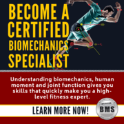 Biomechanics Training Course and Certification