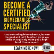 Biomechanics Training Course and Certification