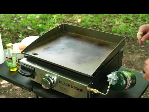 propane griddle for camping