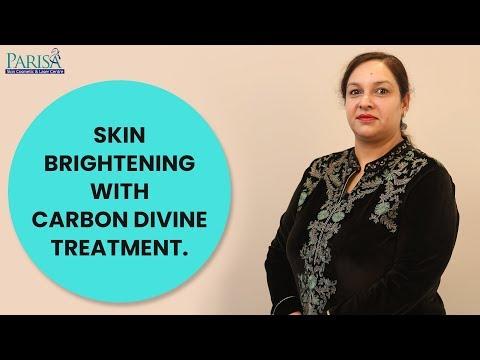 दमकती बेदाग त्वचा पाने के लिए चाहते हैं तो जरूर देखे |Carbon Divine Treatment for Skin Rejuvenation
