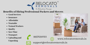 Benefits of Hiring Professional Packers and Movers in Ghaziabad