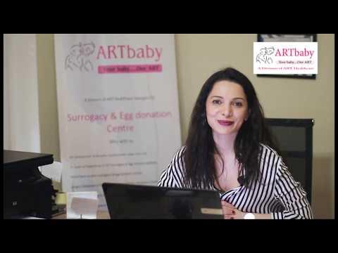 Hassle free surrogacy process explained By Tamuna, Regional Director, ARTbaby Georgia