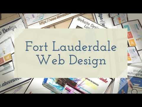 Web Designer Fort Lauderdale