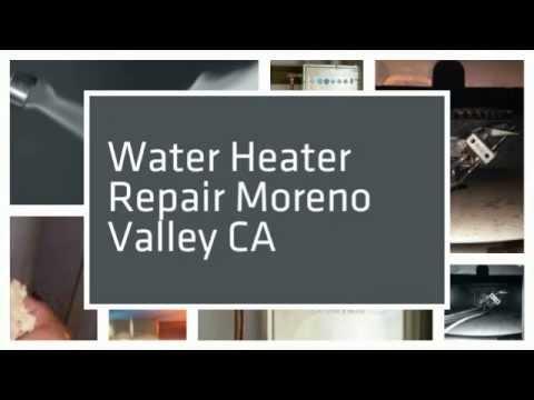 Water Heater Repair Moreno Valley