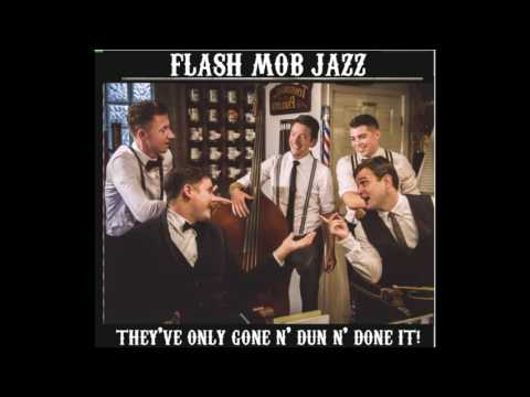 Flash Mob Jazz -  Oh Marie