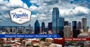 Dallas Fall Collector Car Auction 2019