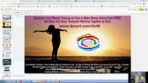 How To Make Money Online From Free with The Power Circle Team 50 Cent Freedom Rapid215 Webinar Replay 11th July 2019