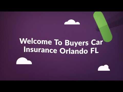 Cheap Auto Insurance in Orlando Florida