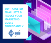 Buy Targeted Email Lists and reduce your marketing costs significantly