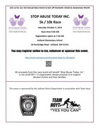 race flyer draft_5k 10k revised QR code_ 07142019