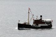 Søndag 8.sept. Med M/S Granvin fra Botnen til Nordheisund