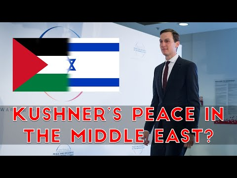 """Kushner's Peace in the Middle East?"" - Prophecy Update"