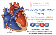 Low Cost Ventricular Septal Defect Surgery with the best cardiologists in India