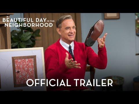 The Trailer For The Mr. Rogers Movie Starring Tom Hanks