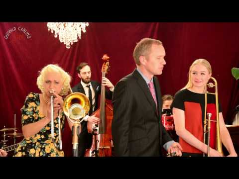 Crazy Rhythm - Gunhild Carling Live - tv show for jazz lovers