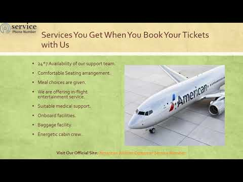 American Airlines Customer Service Number For Best Experience