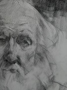 Ned Mueller Portrait Drawing Workshop