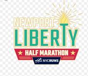 NYCRUNS NEWPORT LIBERTY HALF MARATHON
