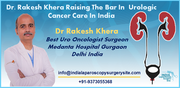Dr. Rakesh Khera Raising The Bar In Urologic Cancer Care In India