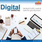 Digital Marketing Company in India - Sathya Technosoft